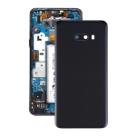 Battery Back Cover for LG G8X ThinQ(Black)