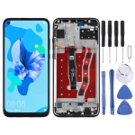 LCD Screen and Digitizer Full Assembly with Frame for Huawei Nova 5i (Black)
