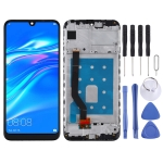 LCD Screen and Digitizer Full Assembly with Frame for Huawei Y7 Pro (2019)(Black)