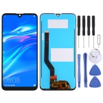 LCD Screen and Digitizer Full Assembly for Huawei Enjoy 9(Black)