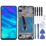 LCD Screen and Digitizer Full Assembly with Frame for Huawei P Smart (2019) / Enjoy 9s (Black)