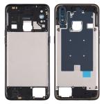 Middle Frame Bezel Plate for OPPO Realme 3 Pro (Black)