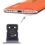 SIM Card Tray + SIM Card Tray for OPPO Find X2 Pro (Black)