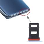 SIM Card Tray + SIM Card Tray for Vivo X50 Pro (Blue)