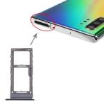 SIM Card Tray / Micro SD Card Tray for Samsung Galaxy Note10+(Black)