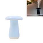 Mushroom Aromatherapy Night Light Bedroom Bedside Sleep Air Humidifier Sleep Aid Lamp Automatic Alcohol Sprayer(Blue)