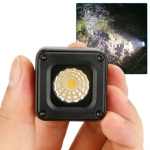 ULANZI L1 Multifunctional Waterproof LED Photography Light Outdoor Camera Fill Light Diving Light for GoPro