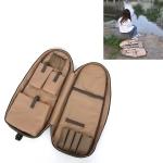Simple Fishing Rod Fishing Multi-pocket Multi-purpose Fishing Gear Storage Bag