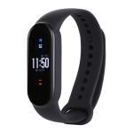 [HK Stock] Original Xiaomi Mi Band 5 (International Version), Support Smart Home Control / AI Voice Assistant / Heart Rate & Sleep & Steps & Swimming Sport Monitoring / APP Push Reminder Alarm(Black)