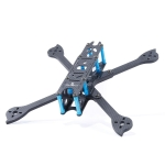 iFlight XL6 V4 255mm Wheelbase 6 inch Long Range True-X FPV Racing Frame 3K Carbon Fiber Airframe Freestyle Frame Kit