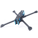 iFlight XL8 V4 322mm Wheelbase 8 inch True-X FPV Racing Frame 3K Carbon Fiber Airframe Freestyle Frame Kit