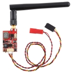 TS982 5.8G 600mW 7-24V 48CH Mini Wireless AV Transmitter for FPV