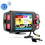 DAB-C8 Car DAB+ Digital Radio Receiver Color Screen Bluetooth Hands-free