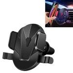 Car Air Outlet Mobile Phone Holder Bracket (Black)