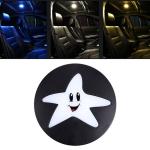 Universal Car Star Pattern LED Reading Lights Ceiling Light Trunk Light