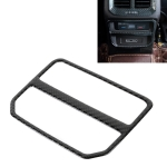 Car Carbon Fiber Rear Air Outlet Frame Decorative Sticker for Volkswagen Tiguan L
