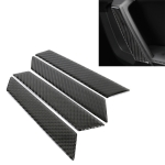 Car Carbon Fiber Inner Door Handle Decorative Sticker for Volkswagen Tiguan L