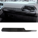 Car Carbon Fiber Dashboard Decorative Strip for Volkswagen Tiguan L