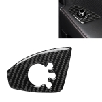 Car Carbon Fiber Door Button Decorative Sticker for Audi TT 8n 8J MK123 TTRS 2008-2014, Right Drive, A Style