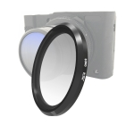 JSR Gradient GND2 Lens Filter for Panasonic LUMIX LX10
