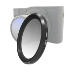 JSR Gradient GND8 Lens Filter for Panasonic LUMIX LX10