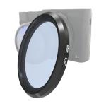 JSR NIGHT Lens Filter for Panasonic LUMIX LX10