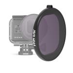 JSR Round Housing ND64 Lens Filter for GoPro HERO8 Black