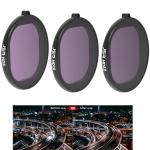 JSR Round Housing 3 in 1 ND8+ND16+ND32 Lens Filter for GoPro HERO8 Black