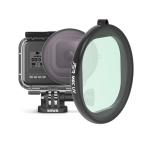 JSR Round Housing UV Lens Filter for GoPro HERO8 Black