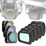 JSR Drone 8 in 1 UV+CPL+ND8+ND16+ND32+ND64+NIGHT+STAR Lens Filter for DJI MAVIC Air 2