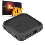 T96D 4K TV Box Android 9.0 Media Player, Amlogic S905W Quad-Core, 2GB+16GB, Ethernet / TF / USB