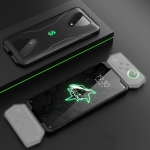 For Xiaomi Black Shark 3 Pro GKK Three Stage Splicing Full Coverage PC Protective Case(Black)