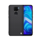 For Xiaomi Redmi Note 9 / 10X 4G NILLKIN Shockproof TPU+PC Textured Protective Case(Black)