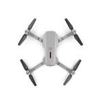 E88 4K Switchable Dual Camera Foldable RC Quadcopter Drone Remote Control Aircraft(Gray)