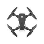 KK6 4K Dual Camera Switch Foldable RC Quadcopter Drone Remote Control Aircraft(Storage Bag)