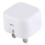 Fast Charging Travel PD Charger Quick Charge Adapter, UK Plug