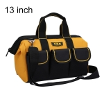 WINHUNT Multi-function Oxford Cloth Wear-resisting Hardware Maintenance Tools Handbag Convenient Tool Bag, Size : 13 inch