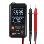 HY128B Reverse Display Screen Ultra-thin Touch Smart Digital Multimeter Fully Automatic High Precision True Effective Value Multimeter