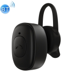 WK P10 Mini Unilateral Bluetooth V5.0 Earphone (Black)