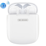 WK V18 TWS Intelligent Noise Reduction Bluetooth 5.0 Wireless Bluetooth Earphone with Charging Box, Support HD Calls & Siri
