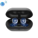 Logitech Jaybird RUN Ture Wireless Bluetooth Sport Earphone with Portable Charging Case (Blue)