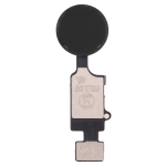 Home Button (5th gen) with Flex Cable for iPhone 8 Plus / 7 Plus / 8 / 7 (Black)