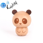 Musor Creative Retro Mini Portable Wooden Bluetooth Speaker, Support AUX & Handsfree & Bluetooth Playback(Little Bear)