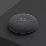 Original Xiaomi Youpin YMI X-A1 Bluetooth 5.0 Touch Bluetooth Conference Speaker, Built-in Four-way Silicone Microphone (Black)