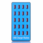 A5+ 100W 20 In 1 Multi-function Smart USB Charging Station