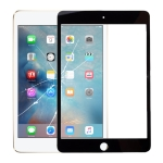 Front Screen Outer Glass Lens for iPad Mini 4 A1538 A1550 (Black)