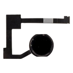 Home Button Flex Cable for iPad Mini 4 (Black)