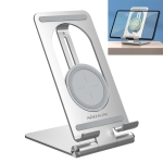 NILLKIN PowerHold Tablet Wireless Charging Stand (Silver)