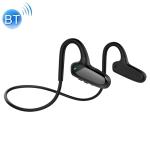 F808 Bluetooth 5.0 Waterproof Bone Conduction Sport Bluetooth Earphone(Black)
