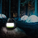 L001 5W USB Charging Multi-function Table Lamp Hand-held Lighting Torch LED Tent Lamp Camping Lamp with Power Bank Function
